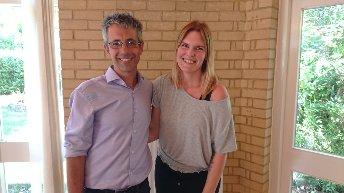 Postnatal Depletion – When Annie met Oscar