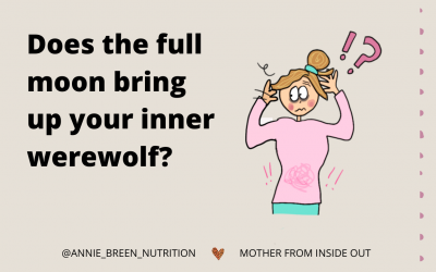 Does the moon bring out your inner werewolf?