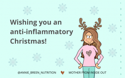Wishing you an anti-inflammatory Christmas